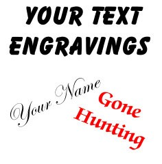 Engraving Custom Text