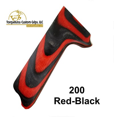 Mat 200-Red-Black